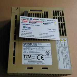 China Omron AC Servo Drive Omron R88D-WTA3H on sale