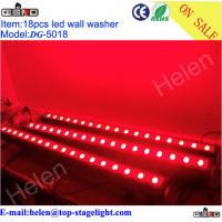 Quality Waterproof  18 pcs 3 in 1 LED wall wash stage Light for sale