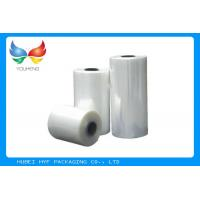 Quality 40 Micron Label Shrink Film Rolls For Gravure Printing Heat Shrink Bands for sale