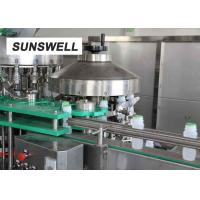 Quality Stainless Steel SS304 Juice Filling Machine  With Safe And Reliable System for sale