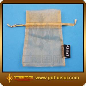 Quality drawstring velvet bag for sale