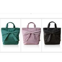 China Luxury Brand Vogue Ladies Handbags Customized Logo Polyester Material for sale