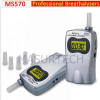 China Digital Breath Alcohol Tester MS570 on sale