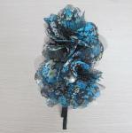 Quality Nice 3D Flower Narrow Headband 2A0003 for sale