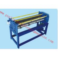 Quality 0-30m/min Speed Simple Metal Slitting Machine With 30KW Power & Electric Control System for sale