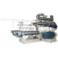 Quality 3000kgs/h Egypt  twin screw extruder floating fish feed pellet making machine in bangladesh for sale
