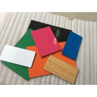 Quality FEVE Paint ACP Aluminium Composite Panel Anti - Bacterial With Pearl Color for sale