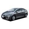 Black / Gray Toyota Door Replacement 2012 Toyota Prius Rear Door 67004-47070/67003-47070 for sale