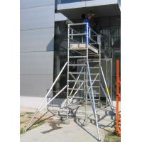 China Custom Durable Climbing Scaffolding , Cold formed Steel Frame Scaffolding on sale