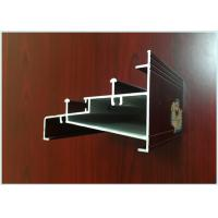 Quality Sliding Door Wood Finish Aluminium Profiles 99.9% Corrosion Resistance for sale