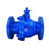 Flanged End Floating Stainless Steel Ball Valve 150LB Pressure TA Series for sale