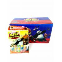 Buy cheap KungFu Panda Sweet and sour candy with colorful  outlook from wholesalers