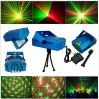 Quality Home party full stars firefly mini laser light for sale