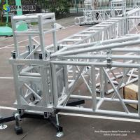 Quality High quality Factory aluminum stage frame truss structure/Event lighting spigot truss/Used aluminum truss for sale
