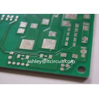 Buy cheap Aluminum Based Heavy Copper Printed Circuit Board Green Solder Hight Thermal Conductivity from wholesalers