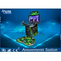 Quality New Arrival 42''inch Aliens shooting arcade simulator game machine for sale