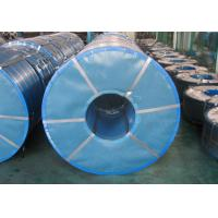 Buy 750mm - 1250mm Zinc Coated Spangle Hot Dipped Galvanized Steel Coils at wholesale prices