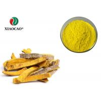 Quality Pharmaceutical Grade Natural Botanical Extracts Berberine Hydrochloride 95% for sale