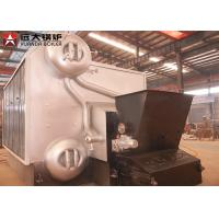 Automatic Feeding Wood Fired Steam Boiler 0.7MPa - 3.6MPa Pressure ISO9001 for sale
