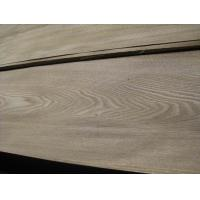 Quality Natural Chinese Ash Wood Veneer Sheet Crown/Quarter Cut for sale