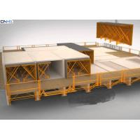 Quality Construction Tunnel Lining Formwork System Easy Assembly / Disassembly for sale