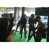 Park HTC Vive Walking Platform CS Battle Simulator with 42 HD Large Screen for sale
