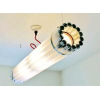 China Ceiling hang fluorescent light KL12-T5223B 2*54W on sale