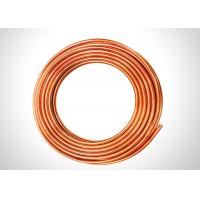 "Quality 1/2"" Copper Refrigeration Tubing For HVAC and Plumbing Thickness and Length Accept Customize for sale"