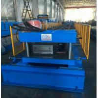 Quality Sheet Length 2000 - 6000mm Punching Press PLC Cable Tray Machine Gear Box Driven for sale