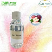 Quality High Concentrated Red Apple Flavor E Liquid Nicotine Tobacco Flavor for sale