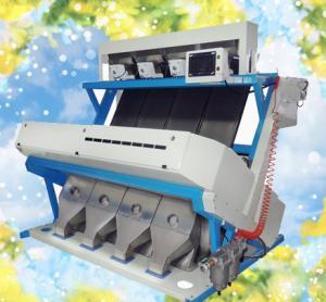 China Opto CCD quartz sand color sorter machine on sale