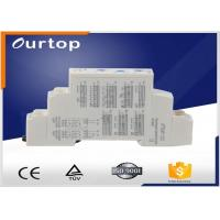 Quality Green LED Multifunction Timer Relay 500mW Minimum Switching Load Multi Function for sale