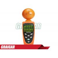 Quality TENMARS TM -195 3 Axis RF Field Strength Meter High Frequency 50MHz ~ 3.5GHz for sale