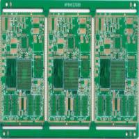 Quality 12L UL94v-0 Multilayer PCB Board High Density IPC Standards ROHS Certificated for sale