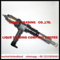 Quality 100% original and new DENSO common rail injector 095000-6280 for KOMATSU 6219-11-3100, 6219113100 for sale