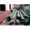 Buy cheap Strip Lock Roof Sheet Self Lock Sheet Metal Roofing Machine , Roof Sheet Making from wholesalers