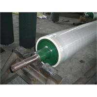 Quality Floor And Leather Embossing Roller On The Surface Of Plastic Foam Board for sale