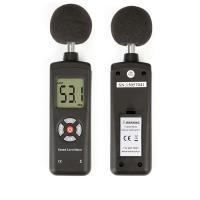 Buy High Accuracy Sound Level Meter Noise Monitor LCD Decibel Tester 30-130dB TL-201 at wholesale prices