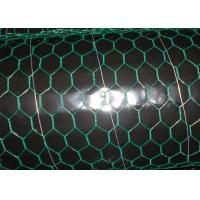 Quality Hexagonal 5 Twist Plastic Wire Mesh Corrosion And Oxidation Resistance for sale