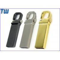 Buy cheap Metal Buckle 16GB 32GB Thumb Drive High Quality Delicate Design from wholesalers