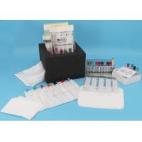 Quality IATA Approved MDPE Lab Medical Specimen Box Self Adhesive Seal for sale