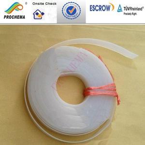Quality PFA welding  tape, PFA Solder strip, PFA Welding  strip ,PTFE Welded strip, Teflon bonded for sale