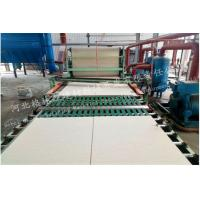 Quality High Strength Mineral Fiber Ceiling Board Production Line ISO CE Certification for sale