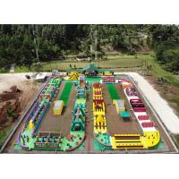 Quality Bouncia New Giant Inflatable Obstacle Course For Sale for sale