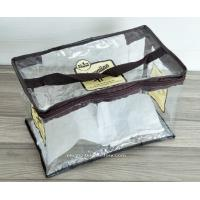 Buy Eco-Friendly Vinyl Gift Bags with Sturdy Handle / Reusable Zip Bags at wholesale prices
