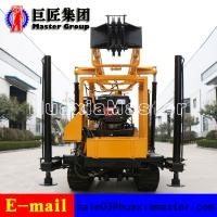 Quality Hot selling XYD-130 Crawler drilling rig hydraulic rotary drilling rig with Good Price and easy moving for sale