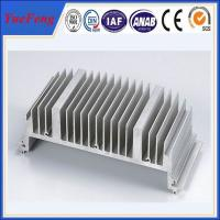 Quality Good led extruded aluminium housing factory, OEM aluminium radiator for led for sale