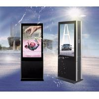China Multi Functional Outdoor Touch Screen Kiosk 43 Inch Windows 7 Operating System on sale