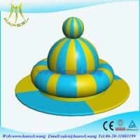 Quality Hansel high quality children soft indoor playground equipment for sale for sale