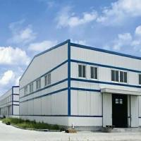 China Safety Q235B / Q345B Warehouse Workshop Steel Structure Welded H Steel Beam for sale